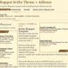 BlogSpot Blogger Templates with AdSense