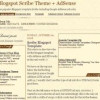 BlogSpot Templates with AdSense