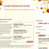 Forever Autumn WordPress Theme