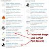 WordPress Theme Widgets