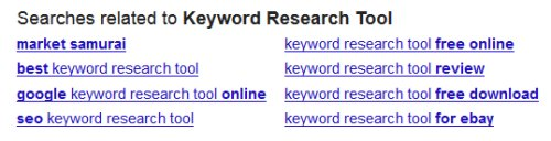 übersuggest Searches related to Keyword Research Tool