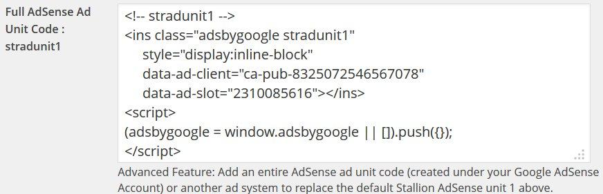 AdSense Responsive Ad Unit Beta