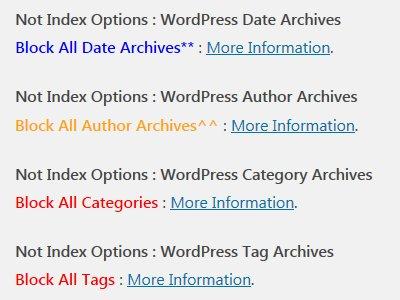 ALL Stallion WordPress SEO Plugin Stallion SEO Warnings