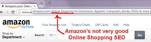 Amazon Online Shopping