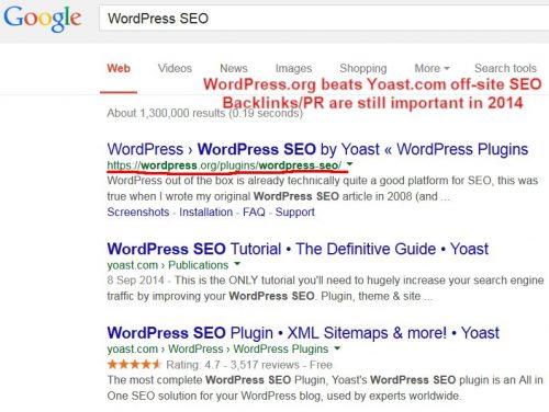 Best WordPress SEO