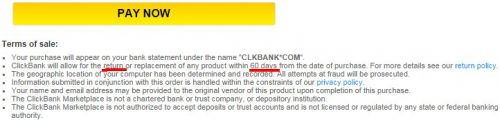 ClickBank Refund Review