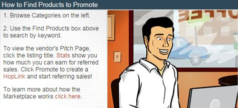 how to create a clickbank product
