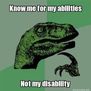 Disabled Entrepreneurs