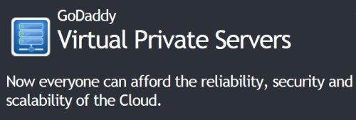 GoDaddy Virtual Private Server