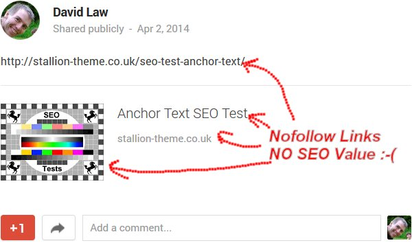 Google Plus SEO Benefits