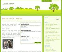 Greenery Premium AdSense Template