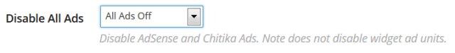 Hide Chitika Ads