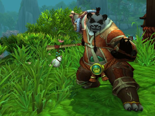 Mists of Pandaria Leveling