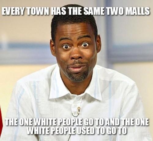 Racist White Jokes