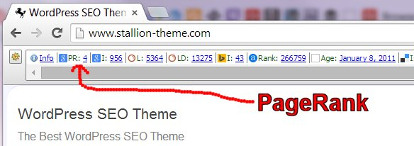 SEO Tutorial SEOQuake PageRank