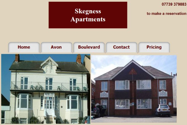 Skegness Apartments