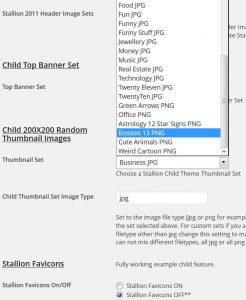 Stallion Responsive Child Theme Thumbnail