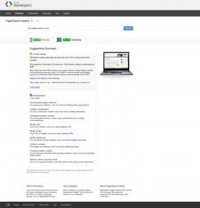 Stallion Responsive Pagespeed Insights Desktop