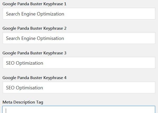 Stallion Responsive Tag Google Panda Buster Keyphrases