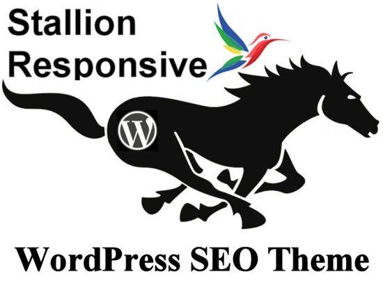 Stallion Responsive WordPress SEO Theme Download