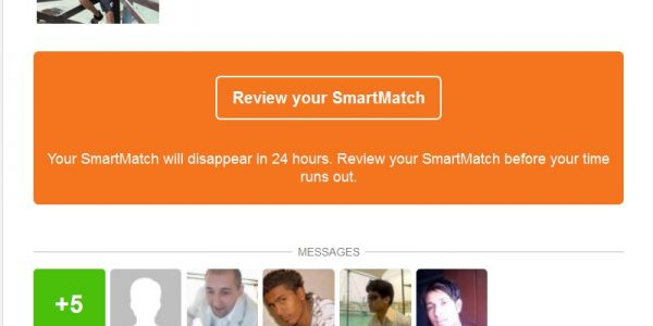 Twoo SmartMatch SPAM