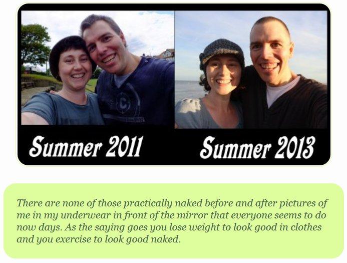 Weight Loss Niche Website