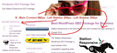 WordPress 3 Column Layouts