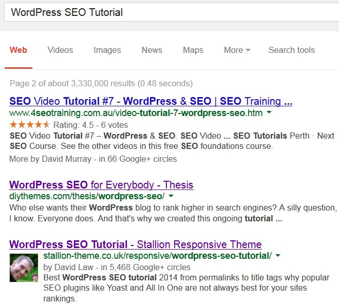 thesis theme seo tutorial This is the most in-depth and detailed guide to wordpress seo you  have bought thesis theme and trying  your tutorial post is very helpful for seo.
