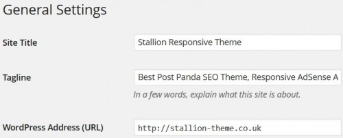 WordPress Site Title Tag SEO Training