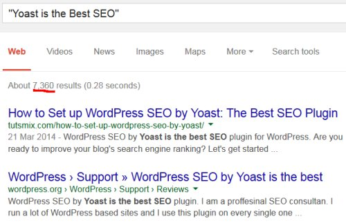 Yoast is the Best SEO