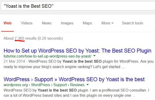 Yoast is the Best SEO